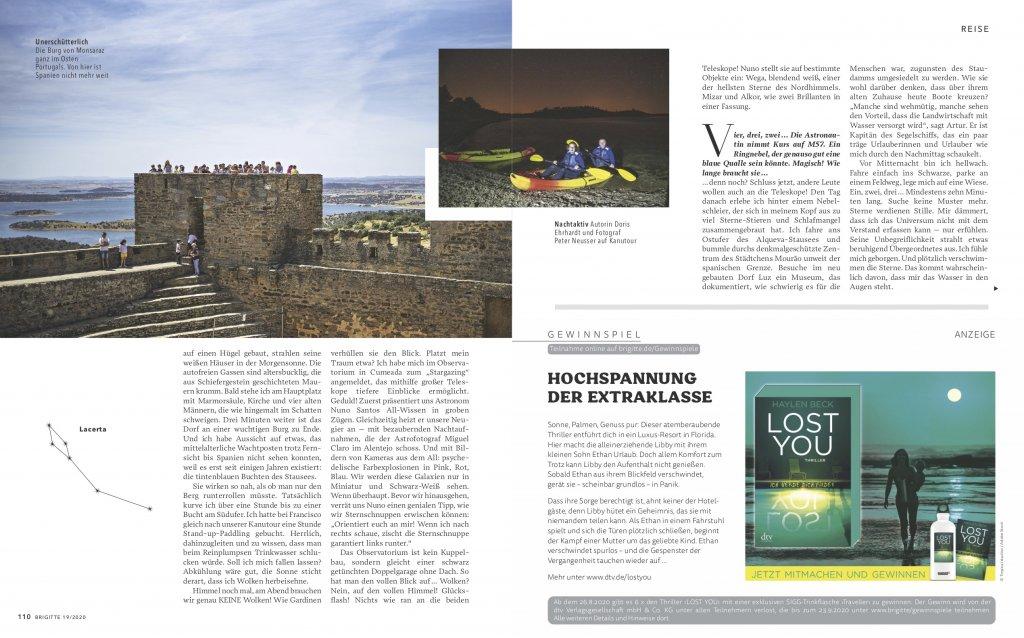 magazin brigitte 19 2020 reise reportage portugal alentejo astrotourismus05 doris ehrhardt textett portfolio muenchen 1024x638 - Sterne beobachten in Portugal