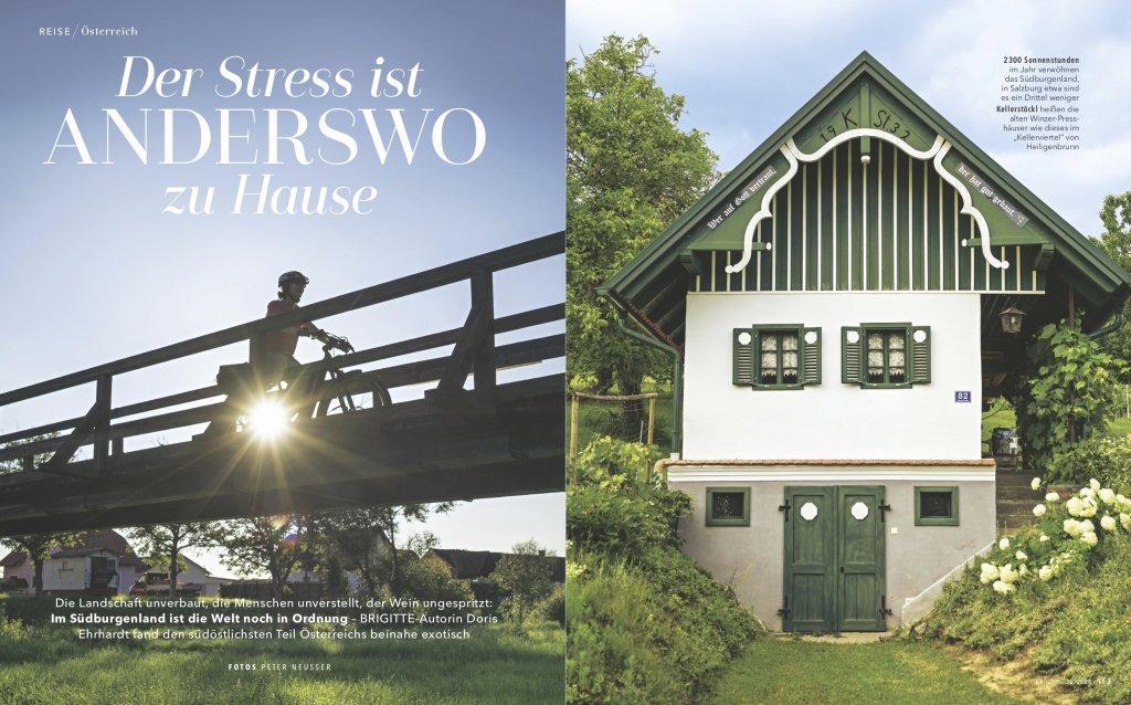 magazin brigitte 20 2020 reise reportage suedburgenland oesterreich radtour01 doris ehrhardt textett portfolio muenchen 1024x638 - Radeln im Burgenland