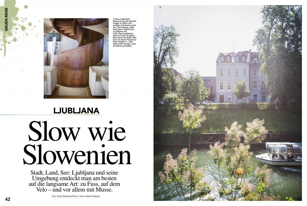 magazin schweizer illustrierte gruen 05 2020 reise reportage slowenien01 doris ehrhardt textett portfolio muenchen 1024x687 - Slow Travel in Slowenien