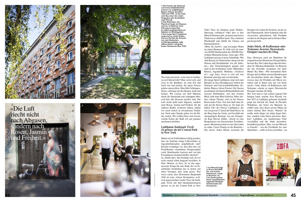 magazin schweizer illustrierte gruen 05 2020 reise reportage slowenien02 doris ehrhardt textett portfolio muenchen 1024x687 - Slow Travel in Slowenien