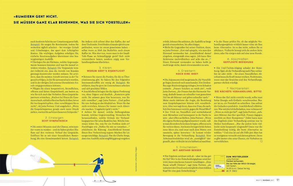 pdf arbeitswelt besser verhandeln 01 jobthema in brigitte woman 03 2017 s 02 1024x653 - Nachhaltig verhandeln