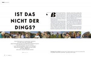 reise reportage birdwatching spanien extremadura s 01 300x191 - Projektbeispiel Reise-Reportage Birdwatching Spanien Extremadura in Zeitschrift Brigitte Woman 06-2016-S-01