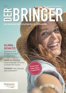 cover magazin der bringer von stadtwerke ahrensburg konzeption textett 2019 03 191028 212x300 - Stadtwerke-Magazin: Der Bringer