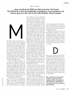 artikel not to do liste coaching emotion 2020 02 text doris ehrhardt 200212 02 231x300 - artikel-not-to-do-liste-coaching-emotion-2020-02-text-doris-ehrhardt-200212-02