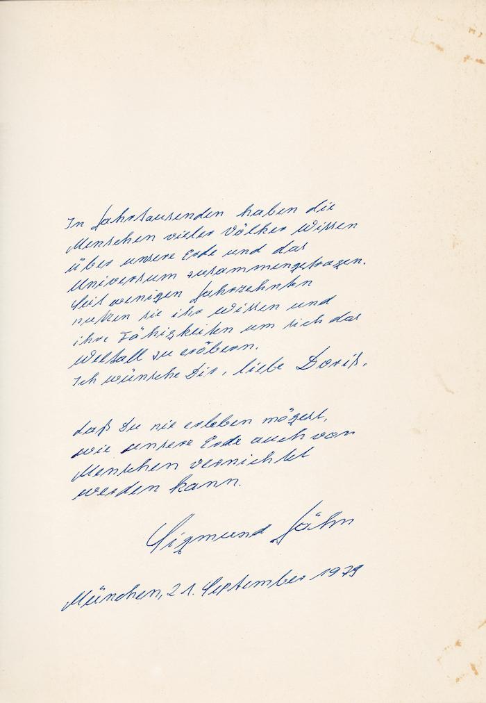 eine reise zu den sternen mit gedanken des kosmonaut sigmund jaehn im gepaeck textett blog - Post Grid -  Media Grid (Demo)