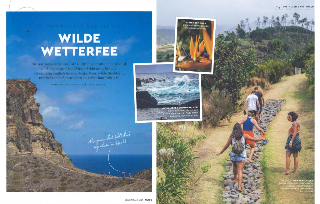 magazin guido 01 2021 madeira reise reportage01 doris ehrhardt textett muenchen 1024x652 - Madeira, bunte Atlantikinsel